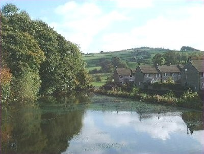 Oak Bank Mill Pond, Bollington
