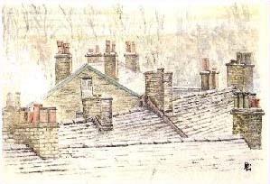 Bollington Rooftops