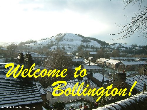 Welcome to Bollington