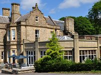 Hollin Hall Hotel and Ridge restaurant