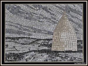 Nancy mosaic
