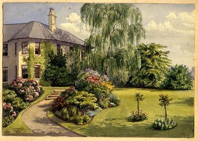 Burrows House Care Home Penge